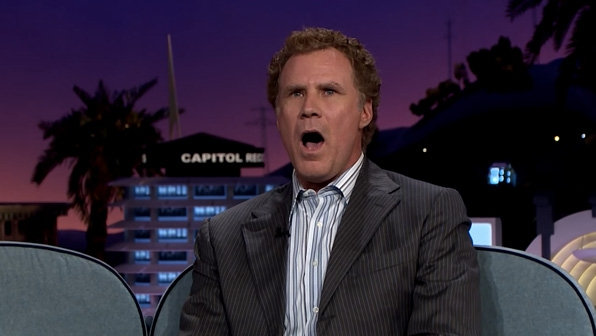 Will Ferrell Sings the <i>Star Trek</i> Theme