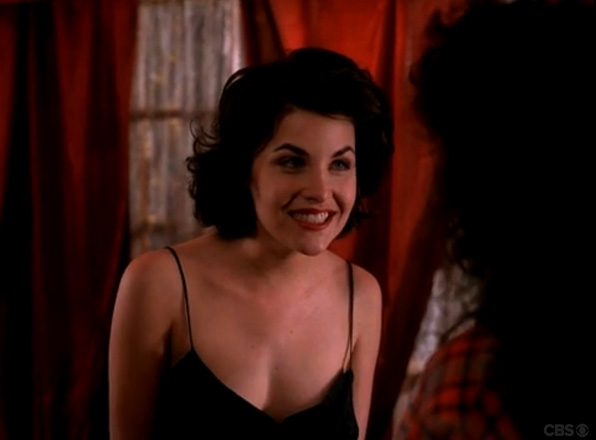 7. Everything Audrey Horne does