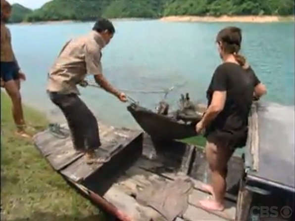 6. Teach a castaway to fish