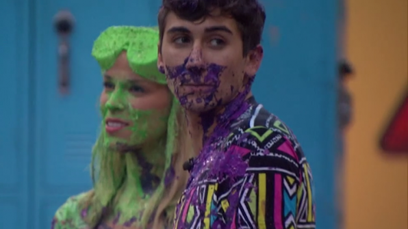 """Shelli and Jason aren't afraid of a little color (""""BB Side High,"""" POV)"""