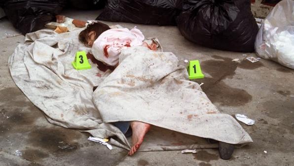 The heartless murders