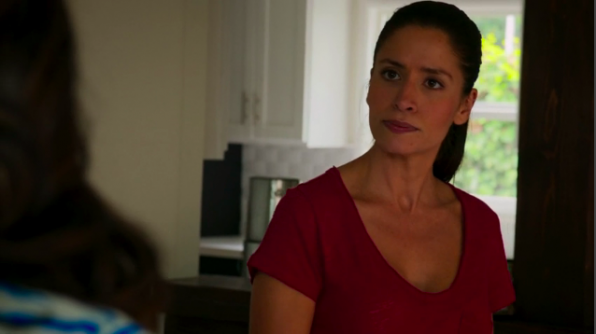 Q: In which episode did we first meet DEA Agent Talia Del Campo?