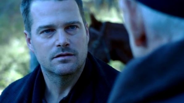 Callen learned his real name on NCIS: Los Angeles.