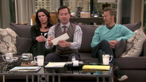 Felix settled the taxes for the exes.