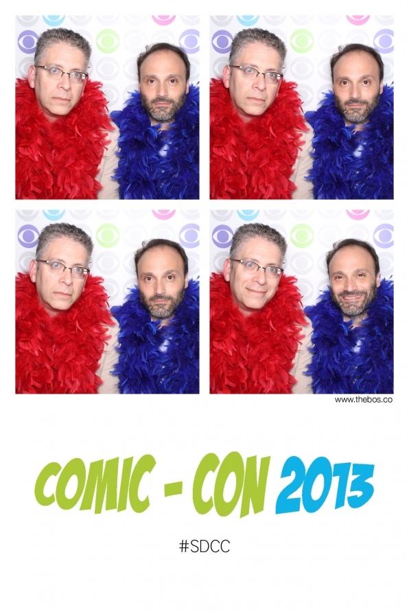 The Big Bang Theory Executive Producers Bill Prady and Steve Molaro