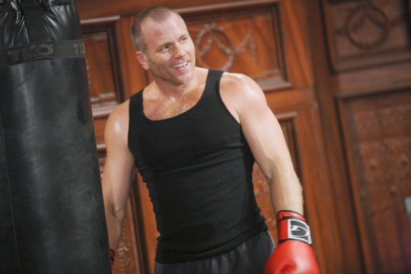 "1. Dr. Ben ""Stitch"" Rayburn - The Young and the Restless"