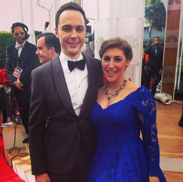 Jim Parsons & Mayim Bialik - The Big Bang Theory