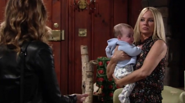 Sharon refuses to hand Christian over