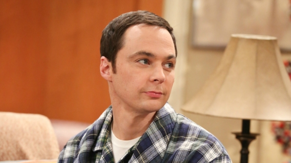Who wouldn't want to be besties with Sheldon Cooper?