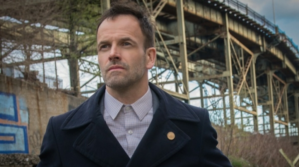 It's Jonny Lee Miller, who plays Sherlock Holmes on Elementary!