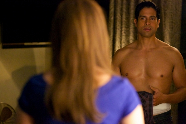 "4. Adam Rodriguez (Preston Cruz) revealed in a recent interview, ""I definitely like to sleep naked."" #RecklessIsSexy"