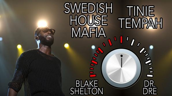 "Swedish House Mafia tapped British rapper Tinie Tempah for ""Miami 2 Ibiza."""