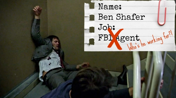 Who was Ben Shafer working for?
