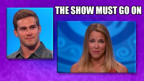 Shelli sheds tears as Clay exits the BB17 house.