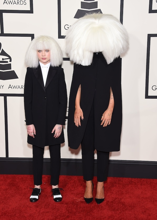 Sia and Maddie