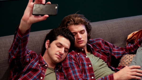 Sleep Selfieing