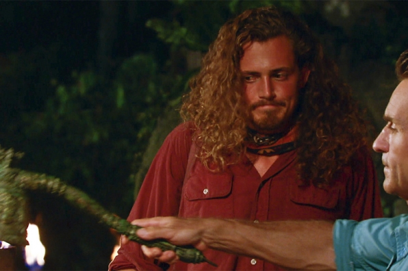 1. What was going through your head when you heard your name called at Tribal Council?