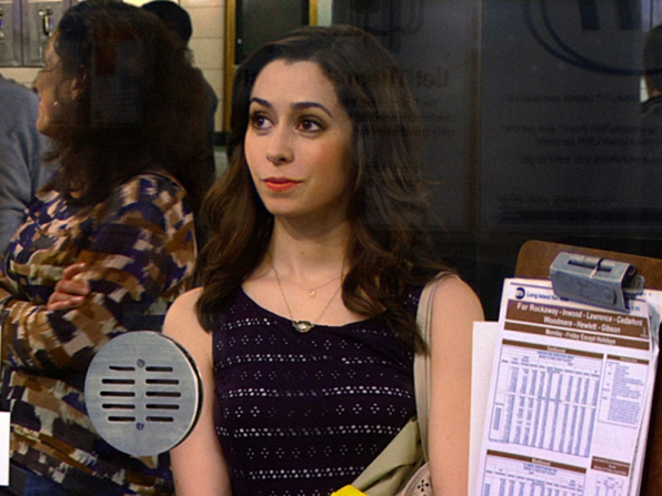 Cristin Milioti - Cherry Hill, New Jersey - How I Met Your Mother