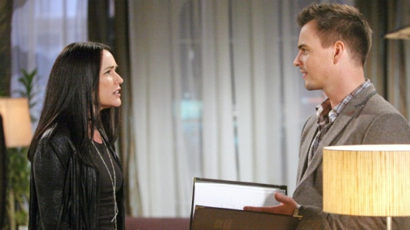 Wyatt reveals his biggest fear regarding Ivy to Quinn.