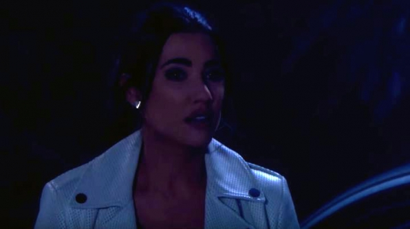 Steffy tries to talk Aly out of her murderous plot