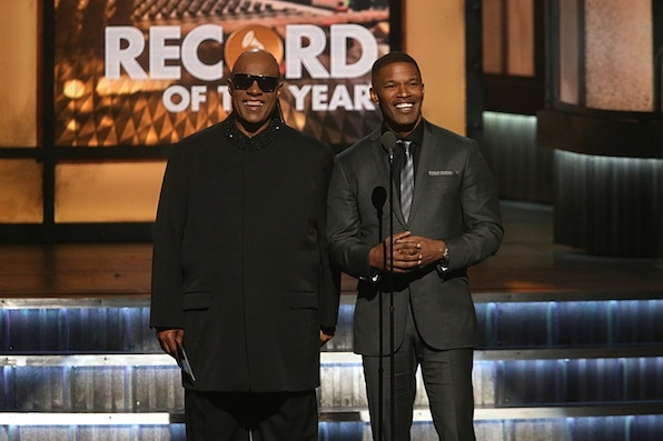 Stevie Wonder Was Honored