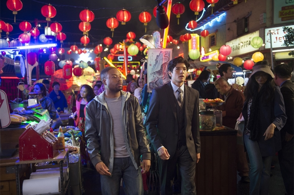 1. 'Rush Hour' is based on the movie of the same name.