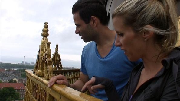 Jeremy and Sandy