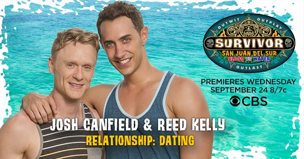 Josh Canfield and Reed Kelly