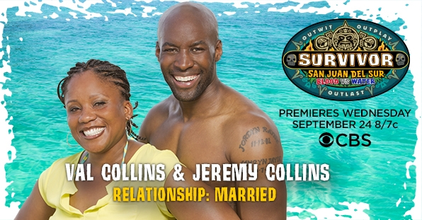 Val and Jeremy Collins