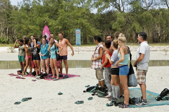 2. What were your thoughts on the tribe swap?