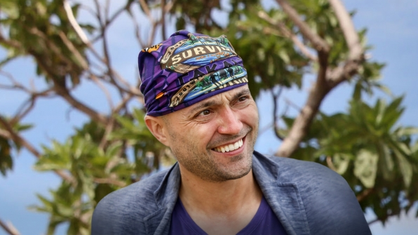 David Wright on Tribe Takali (Gen X)
