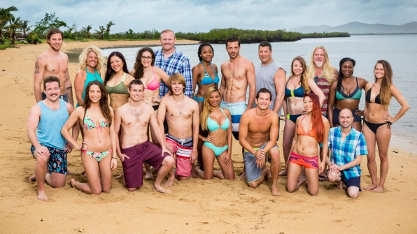 meet dave cast survivor season 33 meet the cast of millennials vs gen x