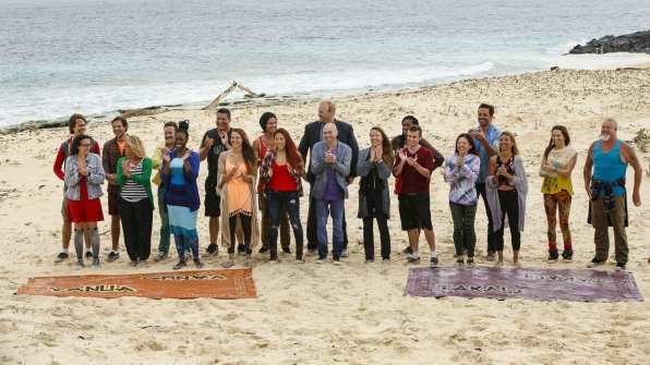 The cast of Survivor: Millennials Vs. Gen X prepare for the experience of a lifetime!
