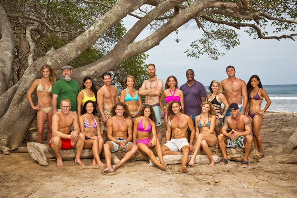 Survivor 30 Cast Shows Some Skin