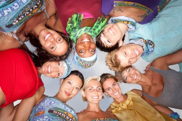Salani Tribe Women