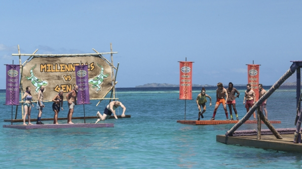 It'll all come down to endurance, aim, precision for these competing castaways.