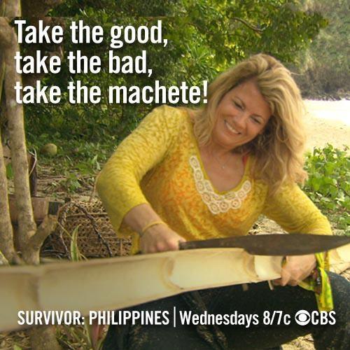 Survivor: Philippines Meme