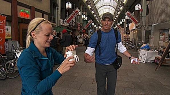 Dave & Rachel Brown