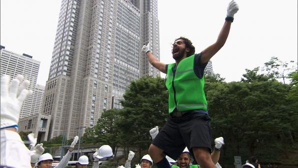 Jamal in the Season 23 Finale