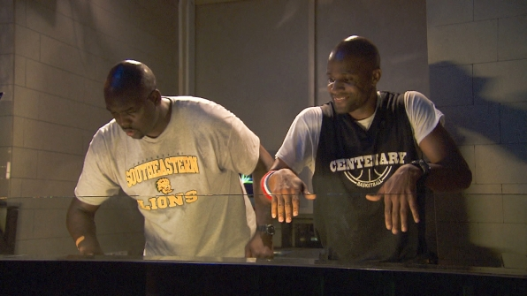 Globetrotters in Season 24 Episode 4