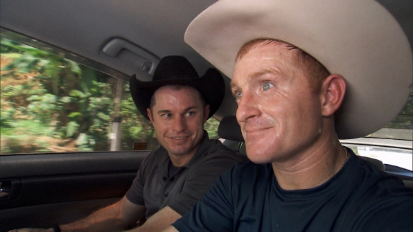 Jet and Cord in Season 24 Episode 6