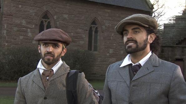 Leo and Jamal in Season 24 Episode 11