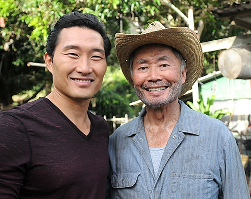 George Takei to Guest Star