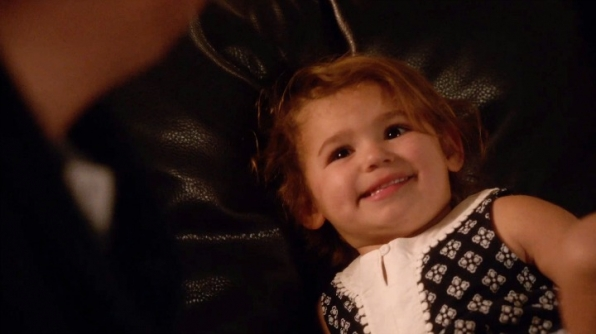 DiNozzo met his daughter, Tali