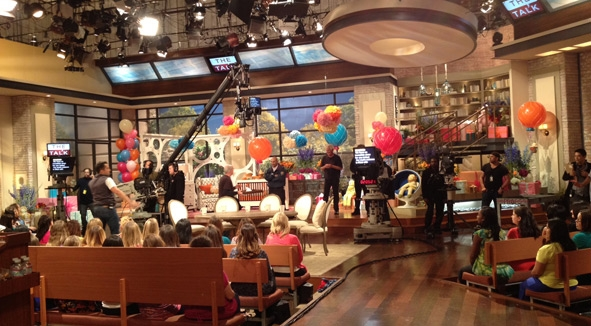 Baby Shower Show Behind-the-Scenes