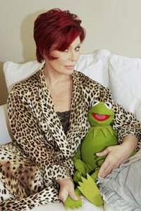 Sharon & Kermit Get Intimate!