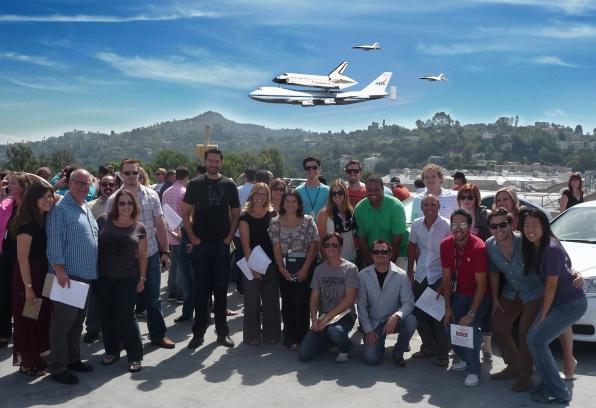 The Shuttle!