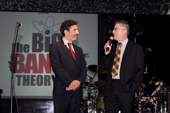 Chuck Lorre & Bill Prady