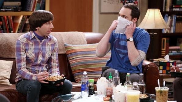 "The Big Bang Theory, ""The Sales Call Sublimation"""