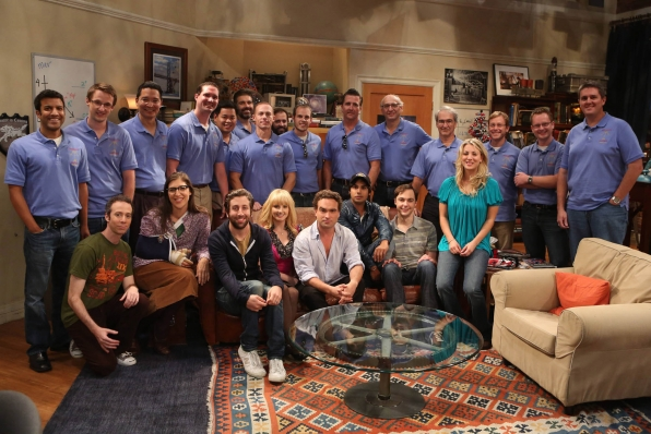 The Big Bang Theory's Special Guests